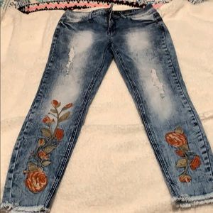 Ymi ankle jeans
